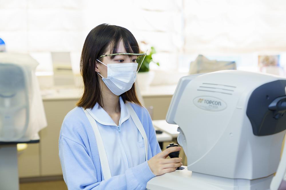 一般眼科の主な治療内容