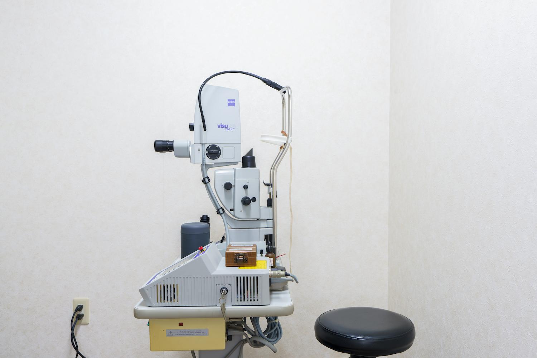 医療用レーザー機