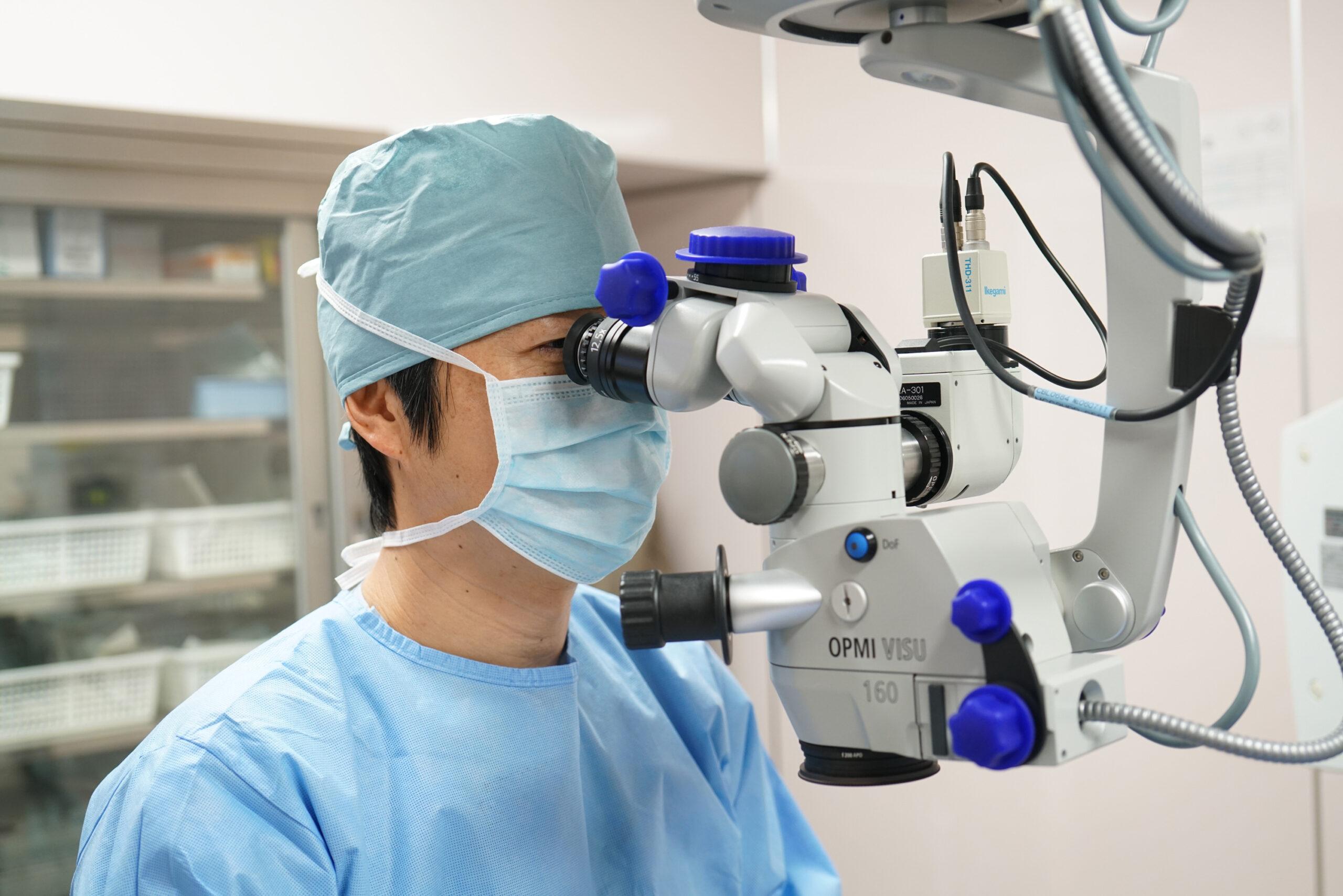 汎網膜光凝固術
